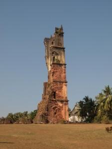 Ruin efter Sankt Augustinus Kyrka