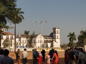 Se Katedralen, Asiens största kyrka